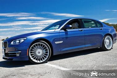 Insurance rates BMW Alpina B7 in Chandler