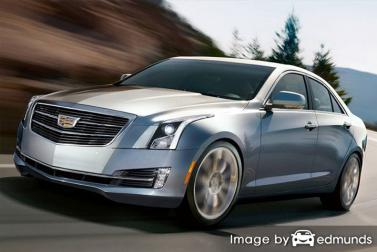 Insurance quote for Cadillac ATS in Chandler