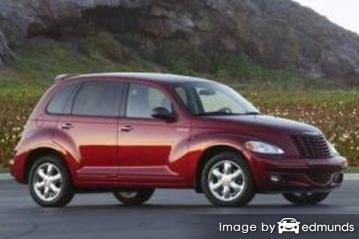Insurance for Chrysler PT Cruiser