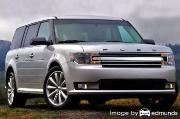 Insurance quote for Ford Flex in Chandler