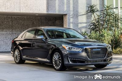 Insurance quote for Hyundai G90 in Chandler