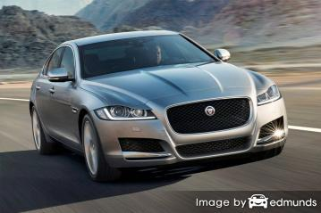 Insurance quote for Jaguar XF in Chandler