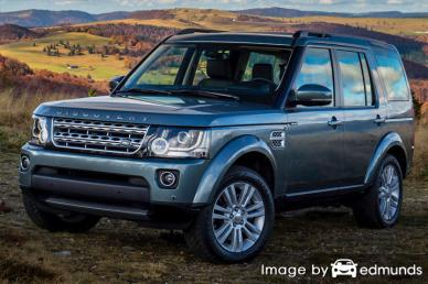 Insurance quote for Land Rover LR4 in Chandler