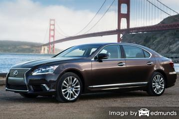Insurance quote for Lexus LS 600h L in Chandler