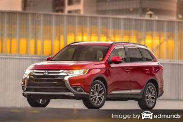 Insurance quote for Mitsubishi Outlander in Chandler