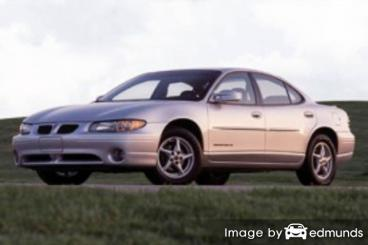 Insurance for Pontiac Grand Prix