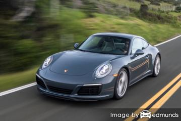 Insurance quote for Porsche 911 in Chandler