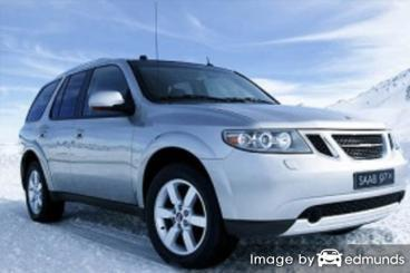 Insurance rates Saab 9-7X in Chandler