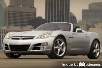 Insurance quote for Saturn Sky in Chandler