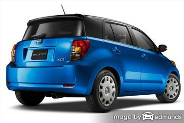 Insurance quote for Scion xD in Chandler